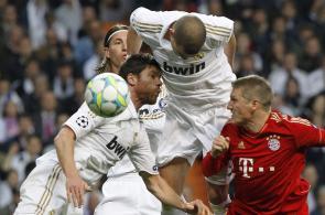 Real Madrid vs. Bayern Múnich