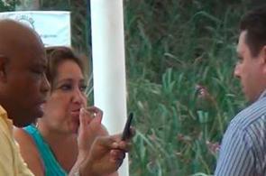 Detenidos por fraude electoral en casa de Martínez