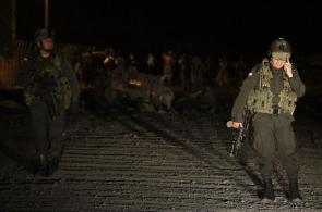 Imágenes: serie de atentados de las Farc en Cauca y Valle