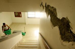 Daños en clínicas Santillana y Rey David tras temblor en Cali