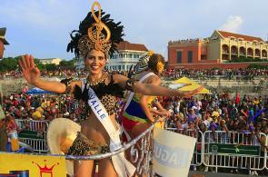 Imágenes: recorrido por la vida de Lucía Aldana, quien nació para ser Señorita Colombia