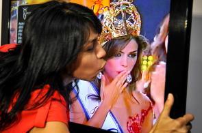 Fotografías: así celebró la familia de Lucía Aldana la corona de Señorita Colombia