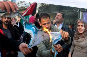 Imágenes: escalada de violencia en Gaza