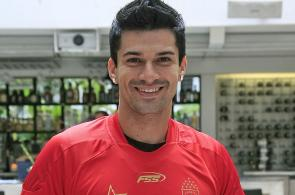 Flávio Carvalho, delantero del América
