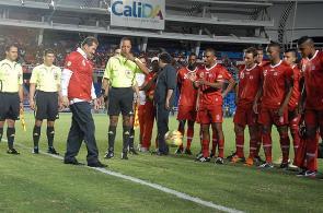 Presentación oficial de América de Cali para el Torneo Postobón 2013