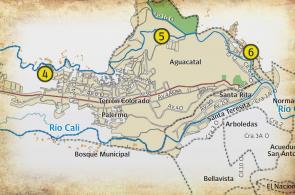 Radiografía del río Aguacatal