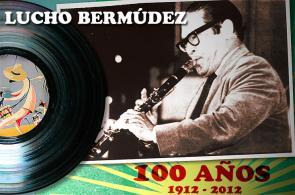 Infografía: historia y canciones de Lucho Bermúdez, un grande de la música