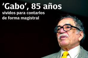 Gabriel García Márquez, el nobel que hipnotizó al mundo con sus historias