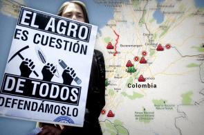 Gráfico: estos son los puntos críticos del país ante el paro agrario