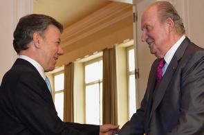 Imágenes: dignatarios de todo el mundo llegan para posesión de Juan Manuel Santos