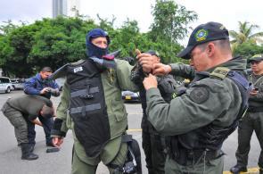 Policía se prepara con tecnología de punta para eventos en Cali