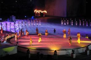 Las imágenes más impactantes de la inauguración de los Juegos Mundiales