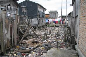Imágenes: Tumaco, un pueblo envuelto en las tinieblas