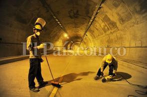 Imágenes: vea cómo avanzan las obras sobre la vía a Buenaventura