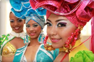 Los detalles  que no viste de la Feria de Cali 2011: Rostros - elpais.com.co