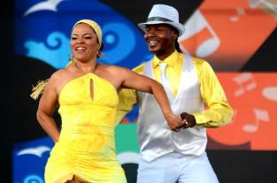 Así fue el encuentro de bailarines y bailadores de la Feria de Cali 2011 - elpais.com.co