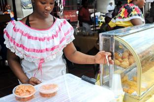 Video: la mística de la gastronomía en el Día del Pacífico en la Feria - elpais.com.co