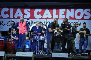 Caleños disfrutaron el cierre de la Feria de Cali con el Festival de... - elpais.com.co