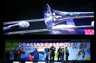 Imágenes: remate de Feria a ritmo de tambores y trompetas - elpais.com.co