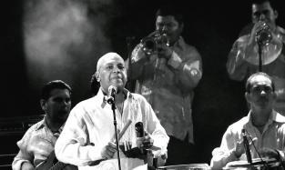 Exposición: Maestros de la salsa, inmortalizados en el encuentro de Meló... - elpais.com.co