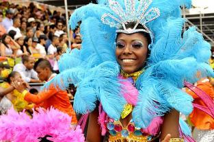 Imágenes: Cali abrió su Feria con la fiesta salsera más grande del planeta - elpais.com.co