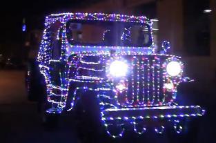 """Video: vea al """"Willys Navideño"""" que recorre Cali en navidad y... - elpais.com.co"""