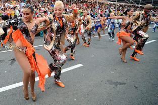 La Feria de Cali fue la mejor pista de baile de los caleños, ¡qué estilo! - elpais.com.co