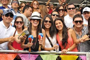 Más de la Feria de Cali 2012: estos son los que se gozaron la gran fiesta... - elpais.com.co