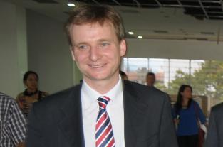 Embajador del Reino Unido visitó organización de World Games - elpais.com.co