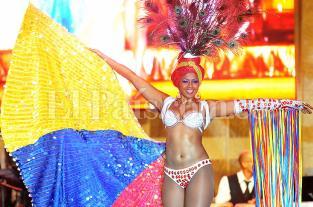 Fiesta del Atleta en los Juegos Mundiales Cali 2013 - elpais.com.co