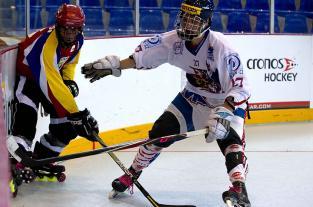 Acción y goles sobre patines en el Hockey de los Juegos Mundiales Cali 2013 - elpais.com.co