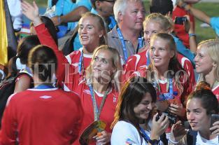 Terminados los Juegos Mundiales, las delegaciones extranjeras se despiden... - elpais.com.co