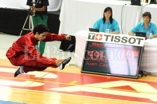 El Wushu, un deporte elegante en los Juegos Mundiales - elpais.com.co