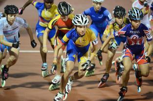 En el Patinaje de los Juegos Mundiales, Rommy Muñoz ganó plata en la... - elpais.com.co