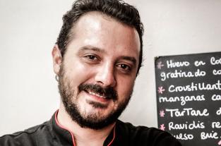 Rémi Hollier-Larousse y su exquisita receta para preparar un pavo diferente en Navidad - elpais.com.co