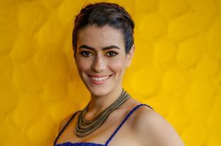 Laura Medina también propone cómo deben vestirse las caleñas durante la Feria - elpais.com.co