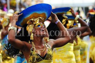 Feria de Cali: música, danza y color durante el carnaval del Cali Viejo - elpais.com.co