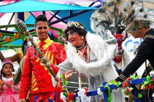 Carnaval del Cali Viejo, el desfile más pintoresco y alegre de la Feria de Cali - elpais.com.co