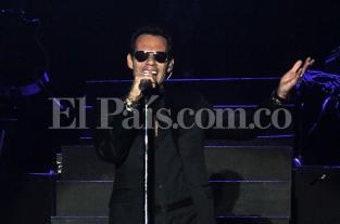 Imágenes: con Marc Anthony, el Superconcierto cautivó a Cali en su Feria - elpais.com.co
