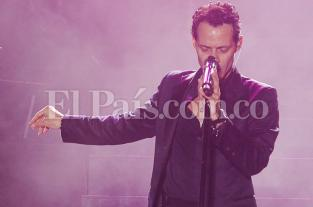 Video: Marc Anthony puso a gozar a los caleños en el Superconcierto - elpais.com.co