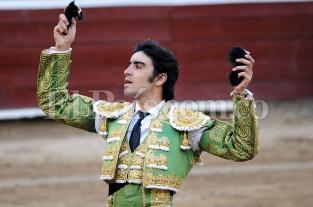 El español Perera, el triunfador de la tarde en Cañaveralejo - elpais.com.co
