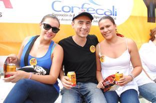 Imágenes: en la gradería Póker también disfrutaron del Salsódromo - elpais.com.co