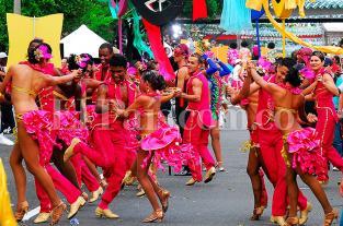 Así se preparan cuatro escuelas de baile para lucirse en el Salsódromo - elpais.com.co