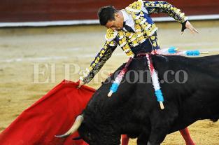 Imágenes: así se vivió la tercera corrida de toros de la Feria de Cali 2013 - elpais.com.co