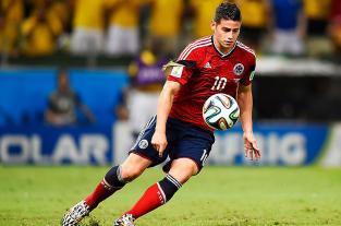 El fichaje de James Rodríguez con Real Madrid está cerrado