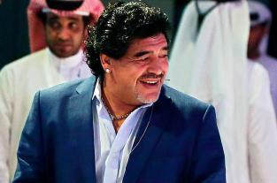 Diego Maradona quiere a Menotti como técnico de la selección argentina