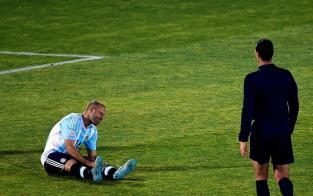 """Javier Mascherano: """"No le puedo encontrar una explicación a la derrota de la Selección Argentina"""""""