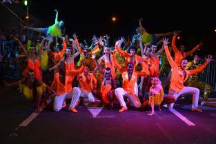 Salsódromo: dos minutos del desfile imperdible - elpais.com.co