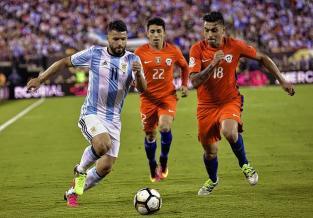 El 'Kun' Agüero aseguró que otros jugadores se podrían ir de la Selección Argentina