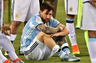 Lionel Messi anuncia su retiro oficial de la Selección Argentina